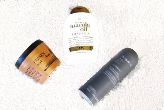 Current Favorite Haircare